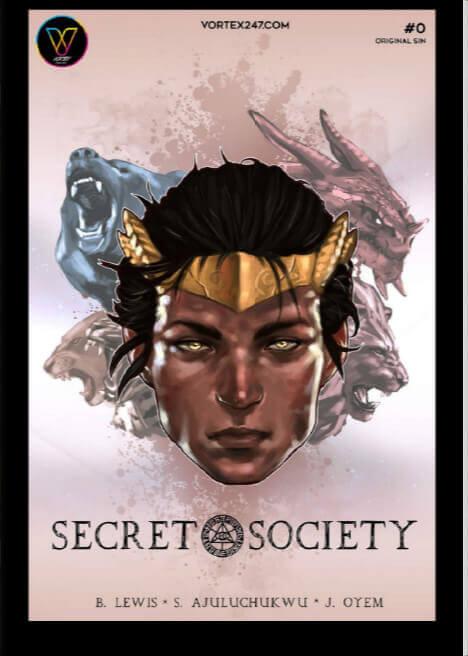 Secret Society #0 – Original Sin