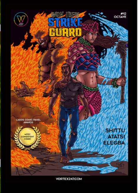 """Strike Guard """"Awon Ibere"""" #12 – Chimmiri"""
